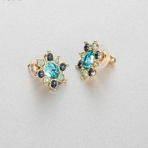 Swarovski Lucky Goddess Pierced Earrings
